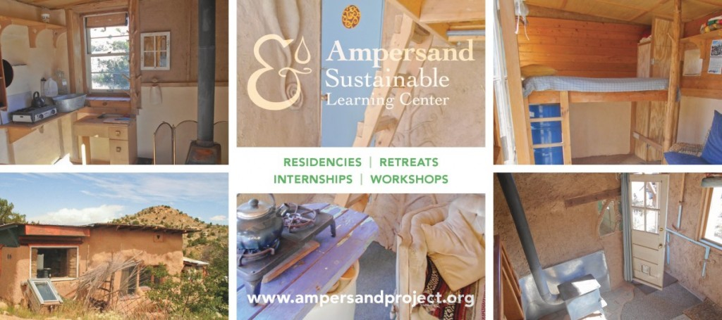 Ampersand Residencies Retreats 2015 Rack Card Email page 0